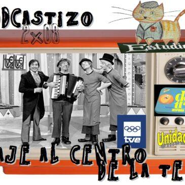 PodCastizo nº22: Viaje al centro de RTVE. La tele desde dentro.