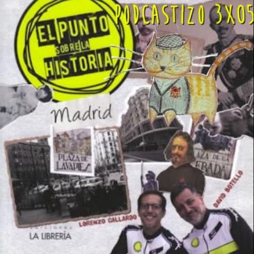 """PodCastizo nº33: """"El Punto Sobre la Historia"""", en PodCastizo."""