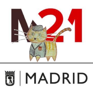 Hablando del Fuero de Madrid en Radio M21.