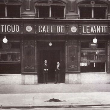 PodCastizo nº52: Antiguos Cafés de Madrid: Los cafés de Levante (1).