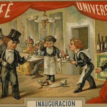 PodCastizo n.º 66: El café Universal.