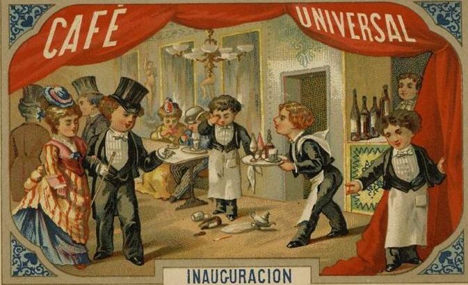 Historia del Café Universal