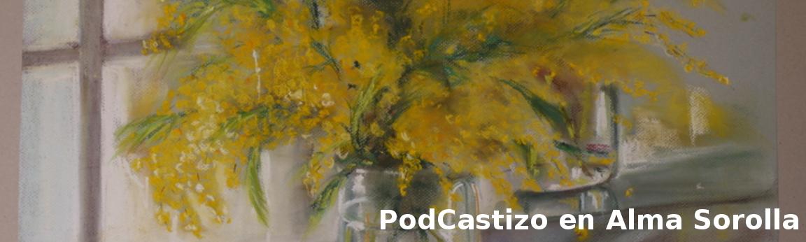 PodCastizo nº75: En el estudio de arte Alma Sorolla.