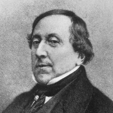 PodCastizo nº72. Stabat Mater: el encargo madrileño de Rossini.