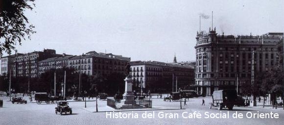 PodCastizo nº 76: Historia del Gran Café Social de Oriente y la Escuela de Vallecas.