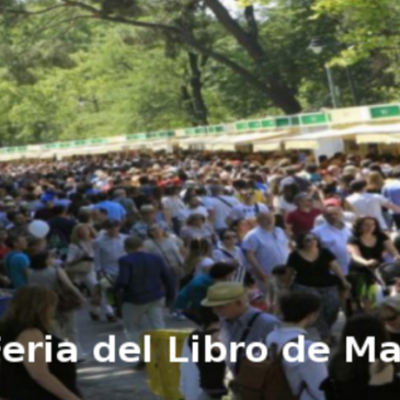 PodCastizo nº77: Madrid Friki. Feria del Libro de Madrid.