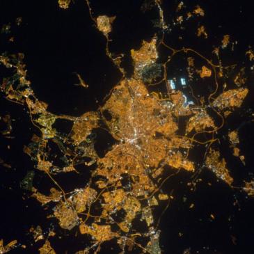 PodCastizo nº88: Lugares llamados Madrid en el mundo (y fuera de él…). (Especial FITUR 2019)