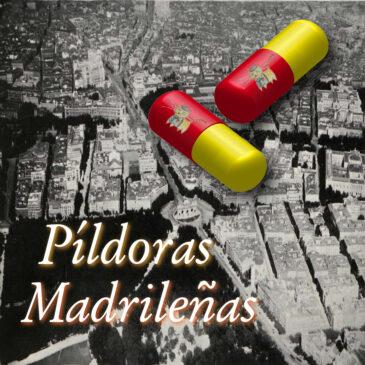 Píldora Madrileña nº2: El misterio de los pequeños azulejos en las calles de Madrid…