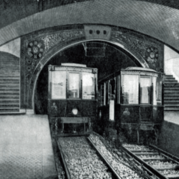 La leyenda urbana de la estación de Metro de Tirso de Molina (y su verdadero misterio…)