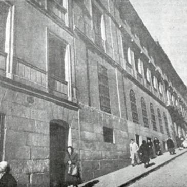 PodCastizo nº98: Recuerdos del Madrid de posguerra, con Carmen Martín Zafra.