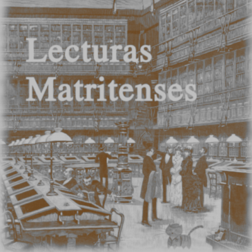 "Lectura Matritense nº1: Sinfonía Madrileña, por Víctor Ruiz Albéniz, ""Chispero""."