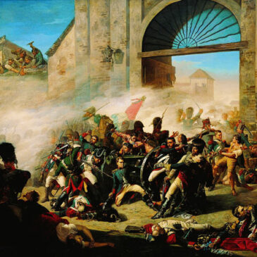 Radioteatro: Madrid, 1808.