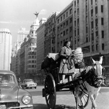 PodCastizo nº102: Oficios tradicionales del Madrid de posguerra.