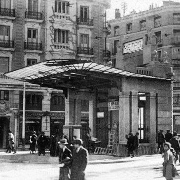 PodCastizo nº105: Historia de la Línea 1 del Metro de Madrid.